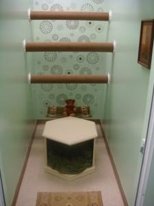 Green Room with Hammock