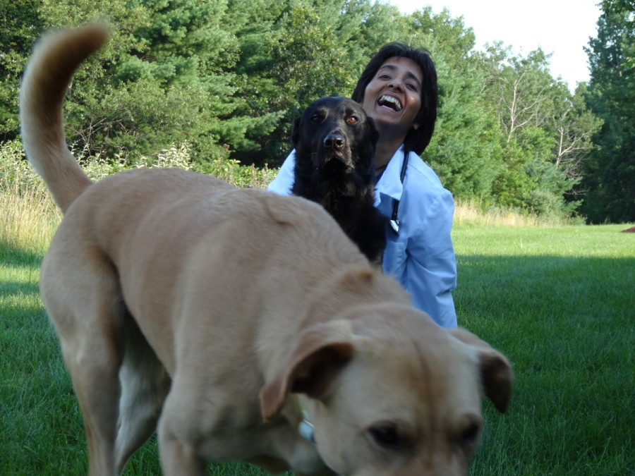 Dr. Masuma Barrett - Founder - Kodiak Veterinary Hospital