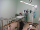 State of the art OR for Surgery at Kodiak.